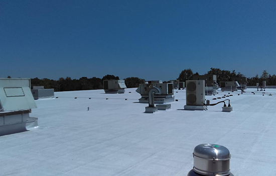 Commercial Reroofing | Kameron Roofing